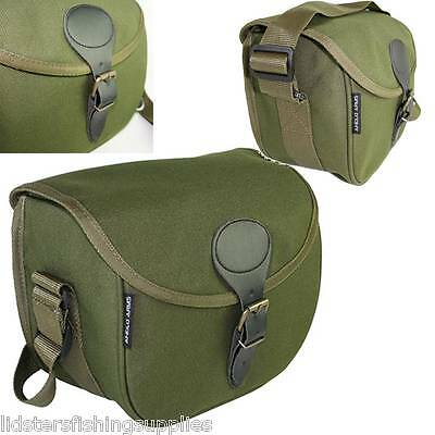 Green Cartridge Bag New With Shoulder Strap Hunting Shooting Game Clay Pigeon