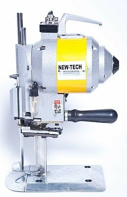"5"" High Speed, Straight Knife Fabric Cutting Machine 1/3 HP 3400"