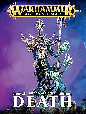 Grand Alliance - Death (English) Pre-Order Warhammer Age Of Sigmar