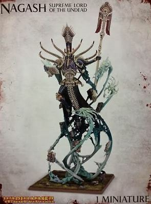 Nagash: Supreme Lord Of The Undead Warhammer Age of Sigmar
