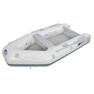 Jilong Z-RAY III 400 BOAT Set - 3+1 person tender boat with paddle, pump, seat a