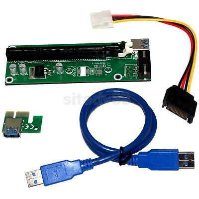 Latest USB 3.0 Port PCI-E PCIE Card Super Express x16 Expansion Card Adapter