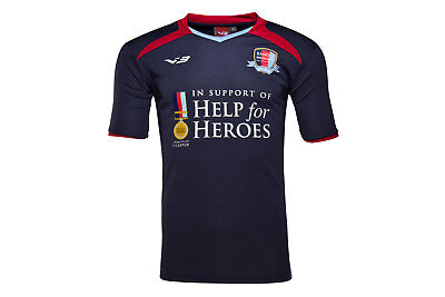 VX-3 Help for Heroes Band of Brothers Home S/S Football Shirt