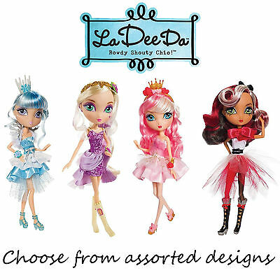 "La Dee Da - Fairytale Dance 12"" Fashion Doll - Assorted Designs"