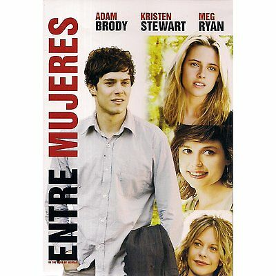 Entre Mujeres / In the Land Of Women DVD NEW Meg Ryan Brand New SEALED