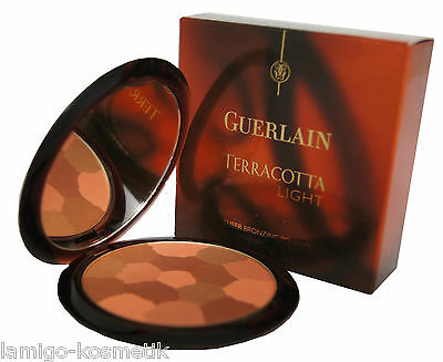 GUERLAIN TERRACOTTA LIGHT SHEER BRONZING POWDER 10g. 05 sun brunettes