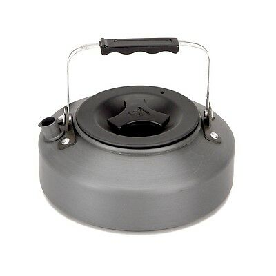 Go System Swift Camp Kettle - Tetera ligera y estable en aluminio 0,9 litros + a
