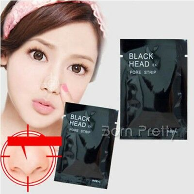 1Pc Makeup Mineral Mud Nose Blackhead Pore Cleansing Cleaner Removal Membranes