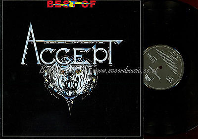 Lp--Accept Best Of //brain 81199-1 Me
