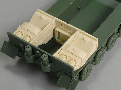 LION MARC LM42000 Radiator Compartment for Skybow Kit Tiger I in 1:48