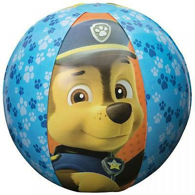 Paw Patrol Inflatable Beach Ball Holiday Swimming Pool Party Blow Up Toy Game