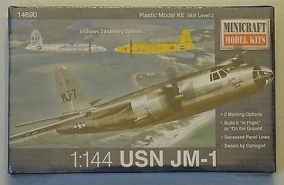 MINICRAFT 14690 USN JM-1 in 1:144
