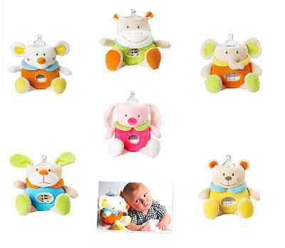 MilkySnugz Baby Bottle Comforter Infant Feeding Soothing Soft Toy Calming Teddy