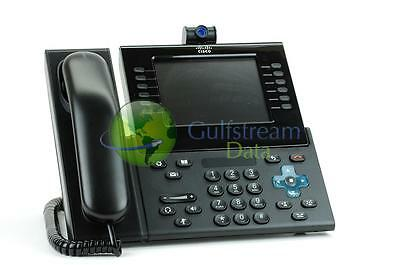 Cisco CP-9971-CL-K9 Unified IP Phone Endpoint Slimline Handset CP-CAM-C VoIP