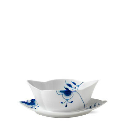 Blue Fluted Mega Sauciere Royal Copenhagen