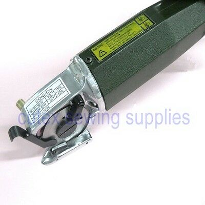 """Consew MB-50 Portable Electric Fabric Cutter, 2"""" Knife Rotary Cutting Machine"""