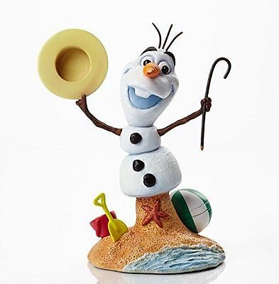 Olaf Grand Jester from Frozen  Disney Figurine Enesco