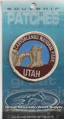 Souvenir Patch Canyonlands National Park Utah