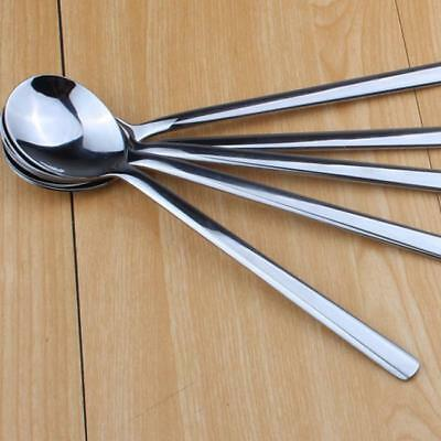 Korean Stainless Steel Rice Spoon/Soup Spoon/Coffee Spoon Kitchen Useful Tool LG