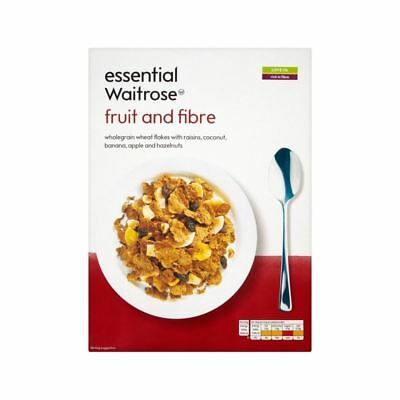 Fruit & Fibre essential Waitrose 500g