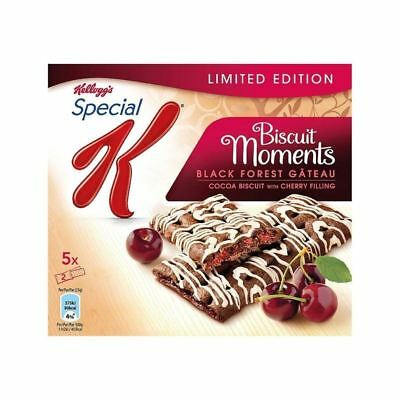 Kellogg's Special K Biscuit Moments Black Forest 5 x 25g