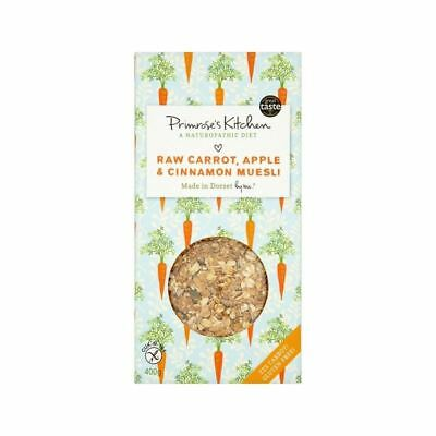 Primroses Kitchen Raw Carrot, Apple & Cinnamon 400g