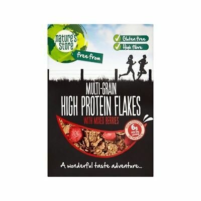 Nature's Store Gluten Free High Protein Cereal 300g