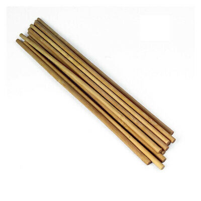 PME 12pk Bamboo Wood Dowel Rods Supports Tiered Cakes Decorating