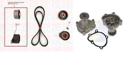NEW CAM TIMING BELT KIT & WATER PUMP ASTRA G MK4 1.7 DTi 16V 2000-2005 Y17DT