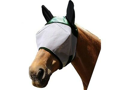 Derby Originals Fly Mask with Ears Yearling / Small Pony - Closeout Sale