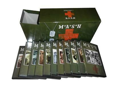 M*a*s*h*   The  Complete Collection  Dvd