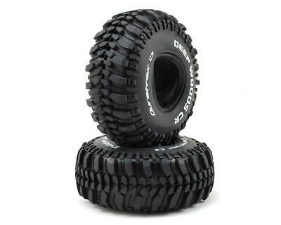 "DTXC4017 DuraTrax Deep Woods CR 1.9"" Crawler Tires (2) (C3)"