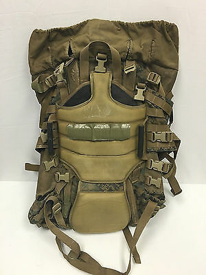 USMC ILBE MARPAT Main Pack Body - GEN 2 - Arc'Teryx - Pack Body Only - FC