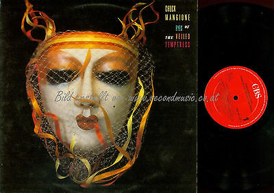 Lp--Chuck Mangione Eyes Of The Veiled Temptress