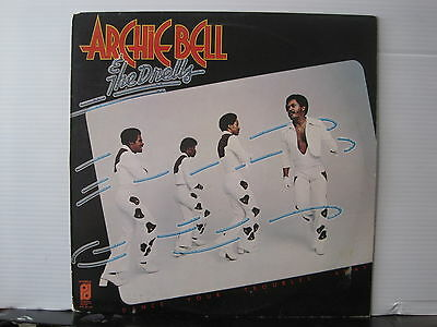 ARCHIE BELL & THE DRELLS Dance Your Troubles Away PIR RECORDS LP Free UK Post