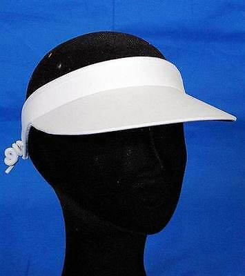 Emsmorn Curly Q Lawn Bowls Adjustable Sun Visor New