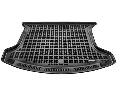 TAILORED RUBBER BOOT LINER MAT TRAY Nissan Qashqai +2 since 2008 7-seats