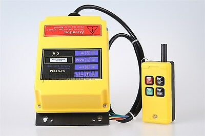 F21-2S Single Emitter Industry Wireless crane Remote Control DC 12V for Elevator