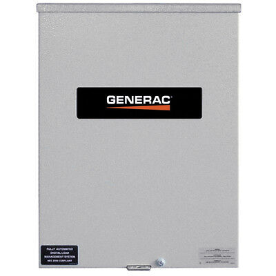 Generac RTSW300A3 120/240-Volt 300-Amp Automatic Smart Transfer Switch