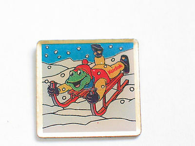 Kodak Frog Sledding Pin (#15)