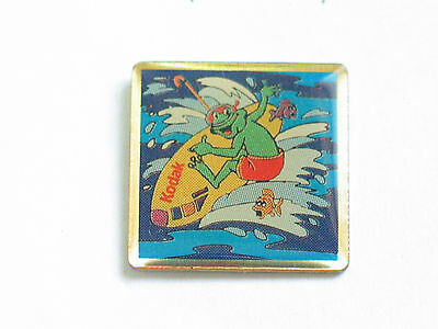 Kodak Frog Surfing Pin (#16)