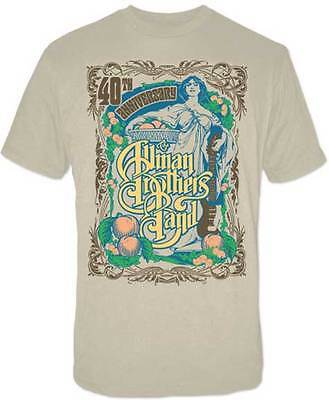 ALLMAN BROTHERS BAND Angel T SHIRT S-M-L-XL-2XL New Official Live Nation Merch