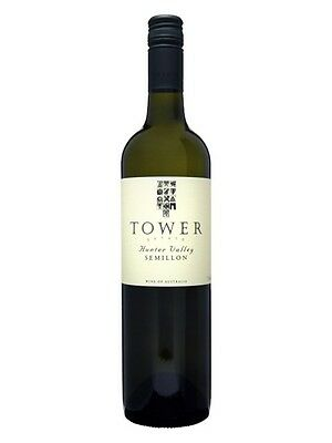 Tower Estate Hunter Valley Semillon 2004