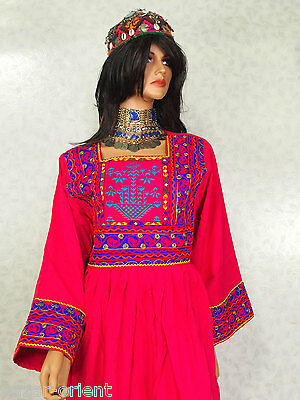 Orient Nomaden Tracht afghani kleid Tribaldance afghanistan traditional dress P1
