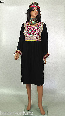 Orient Nomaden Tracht afghan kleid Tribaldance afghanistan traditional dress B11