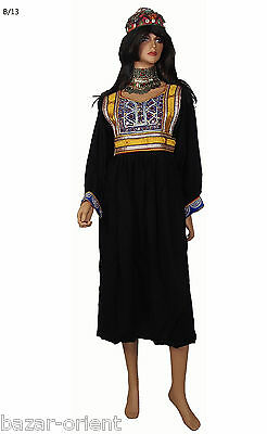Orient Nomaden Tracht afghan kleid Tribaldance afghanistan traditional dress B13