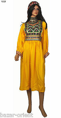 Orient Nomaden Tracht afghan kleid Tribaldance afghanistan traditional dress Y19