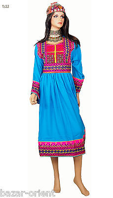 Orient Nomaden Tracht afghan kleid Tribaldance afghanistan traditional dress T22