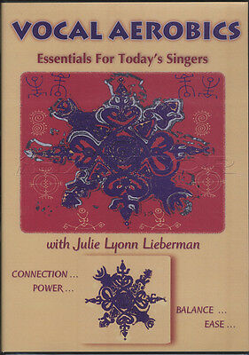 Vocal Aerobics Essentials for Today's Singers Tuition DVD Learn How To Sing