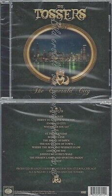 Cd--Tossers,The--The Emerald City